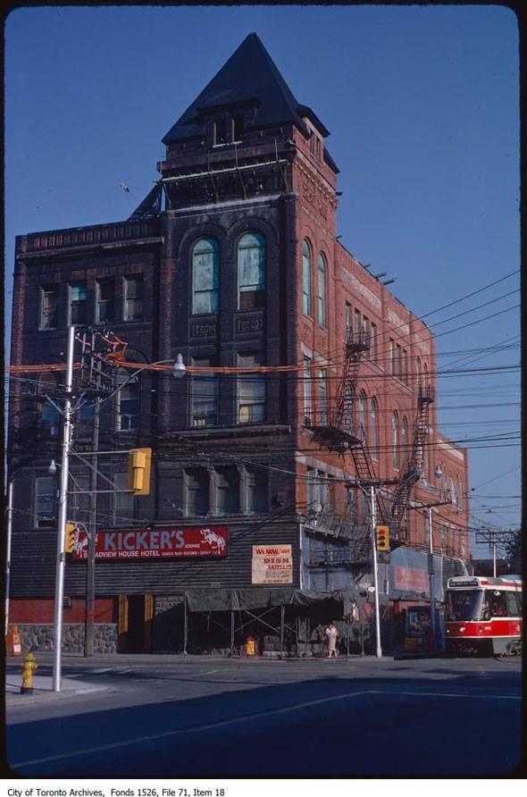 1983 queen and broadview