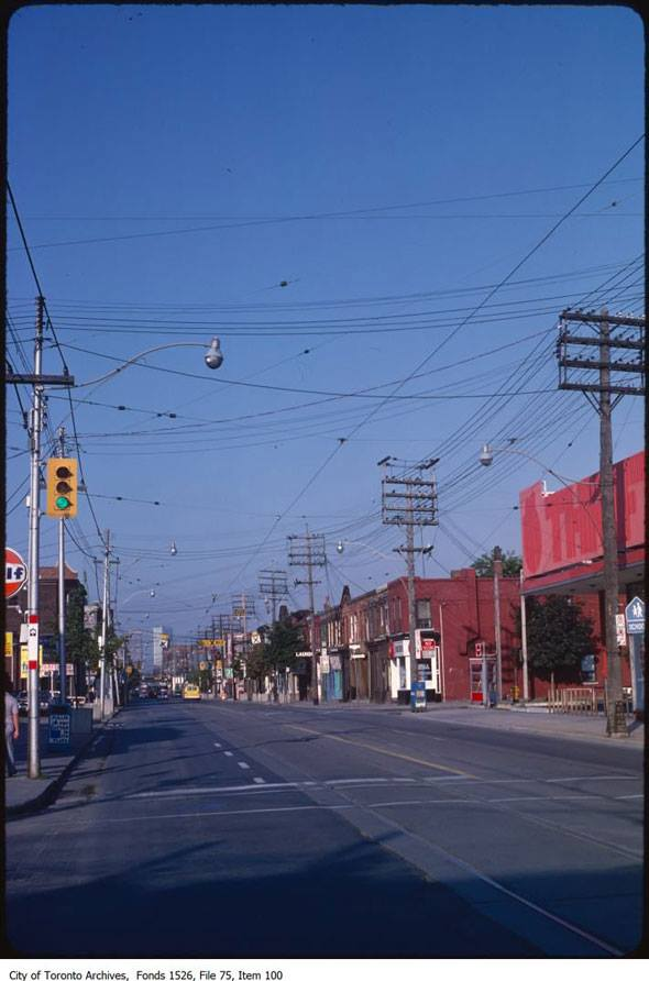 Queen and Carlaw 1981