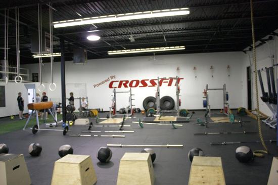 Crossfit Leslieville