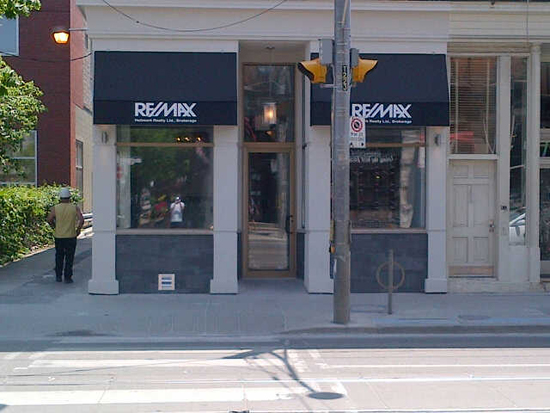 New Remax Office Leslieville