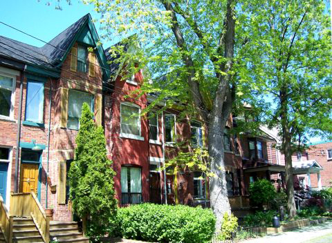 Leslieville Homes