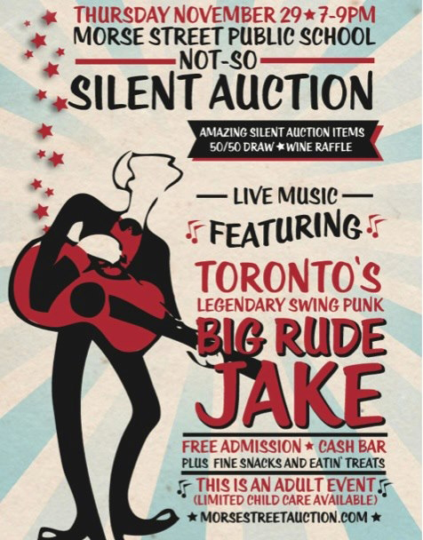 Morse School Silent Auction
