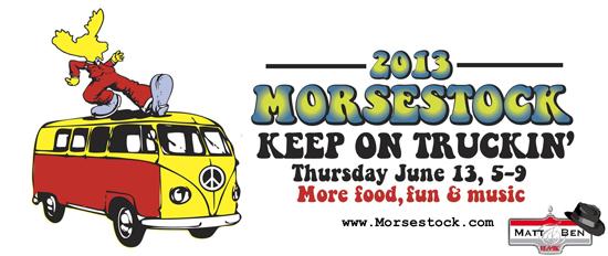 Morsestock!