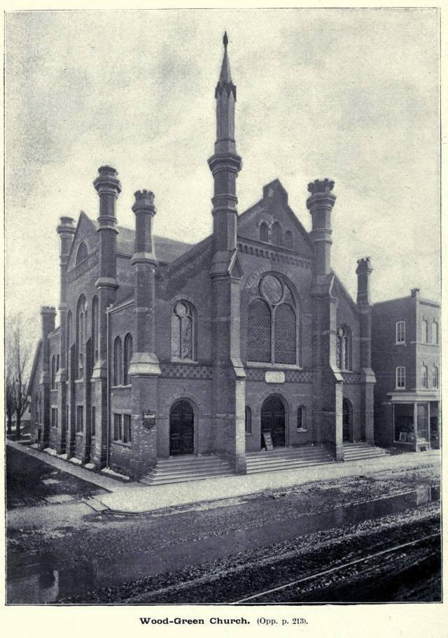 Church at 785 queen Street