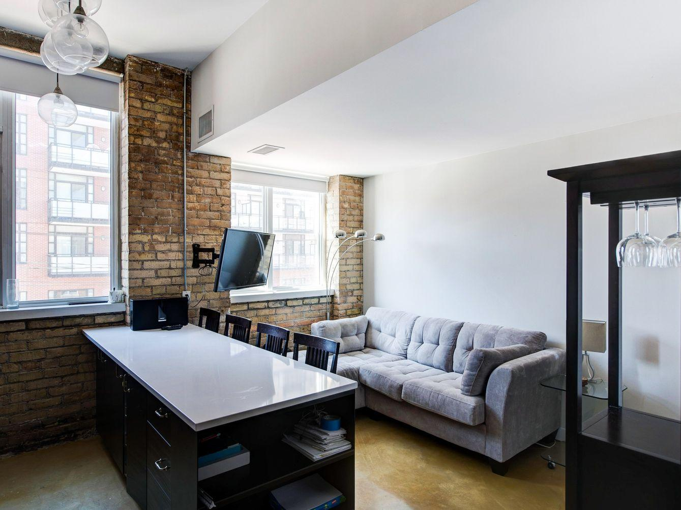 Leslieville Real Estate News: 201 Carlaw Avenue Unit 234