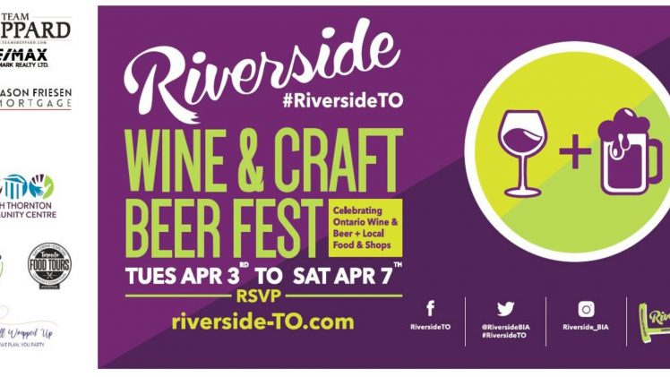 Riverside Wine & Craft Beer Fest