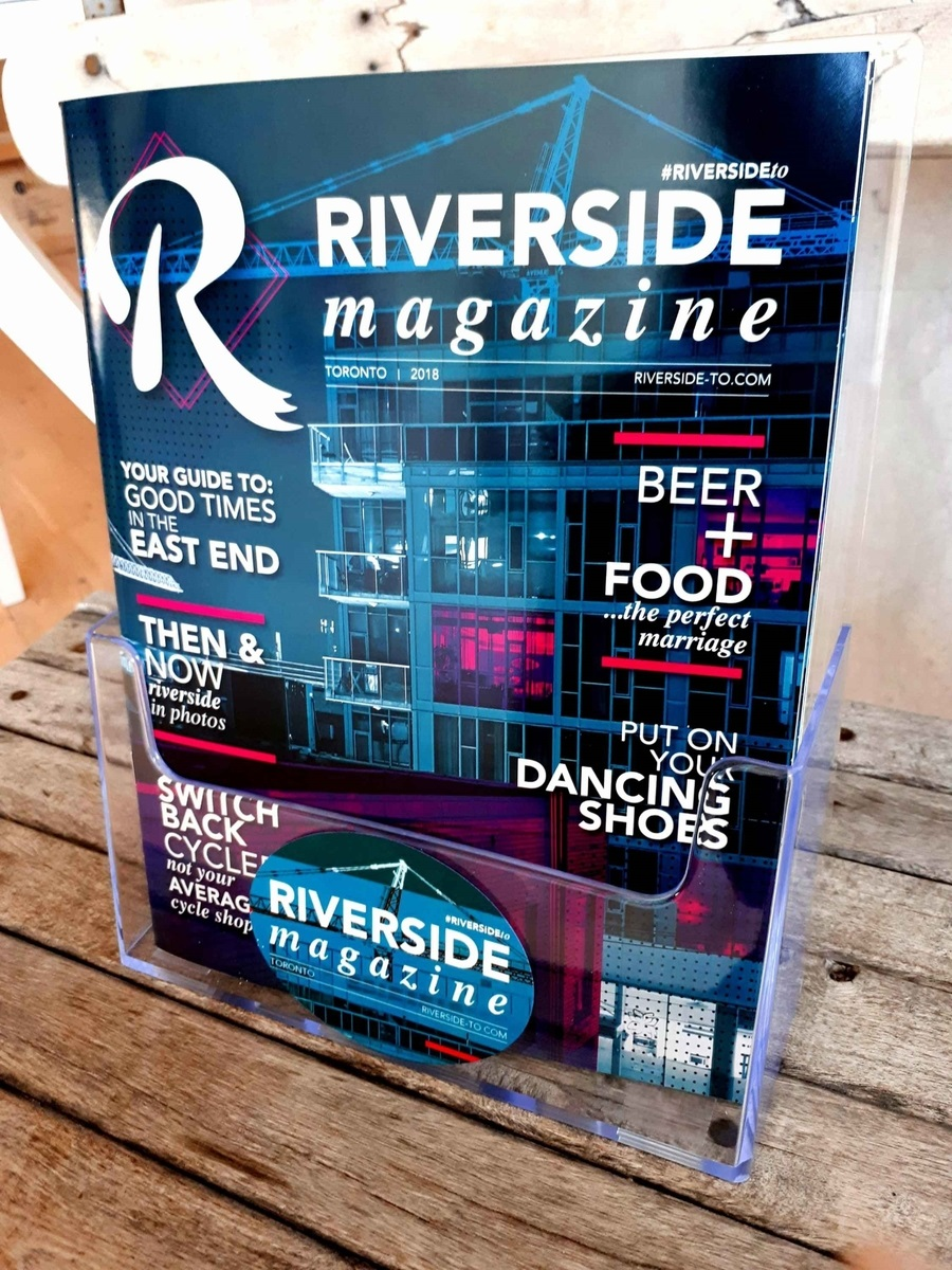 Leslieville/Riverside News: #RiversideTO BIA Weekly Update