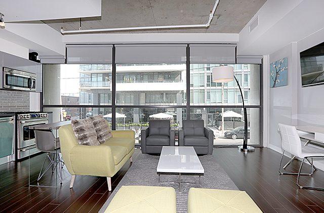Just Listed 1197 Dundas Street East #206  Cool Leslieville Office!  $399,9900