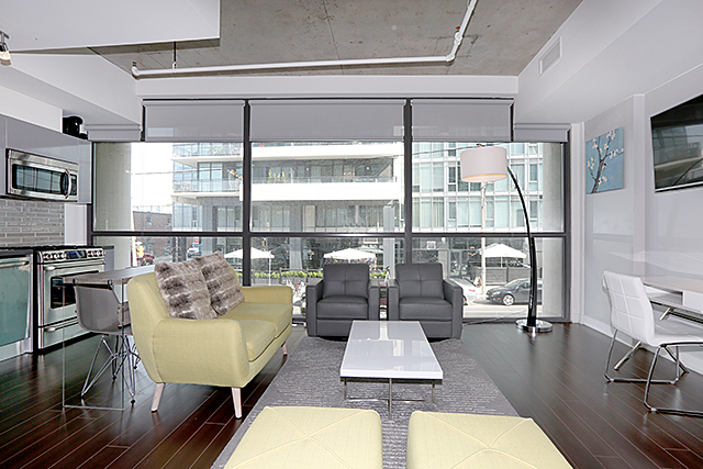 Just Listed 1197 Dundas Street East #206  Cool Leslieville Office!  $399,9900