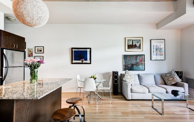 Leslieville Real Estate News: 201 Carlaw Avenue Suite 203