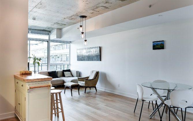 Leslieville Real Estate News: 1190 Dundas St E Suite 629