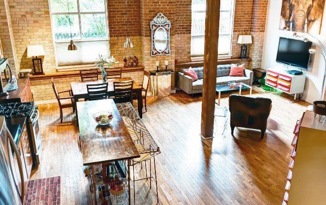 Toronto Real Estate News: 426 Queen Street East Suite 106
