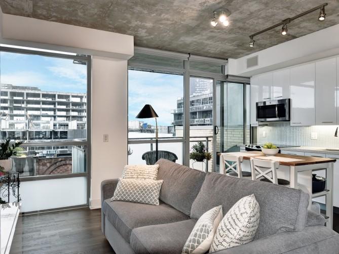 Toronto Real Estate News: 630 Queen Street East Suite 509