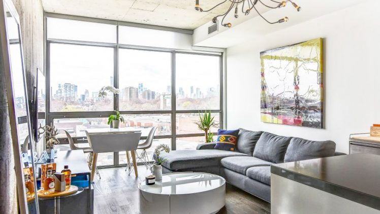 Leslieville Real Estate: 319 Carlaw Avenue Suite 706
