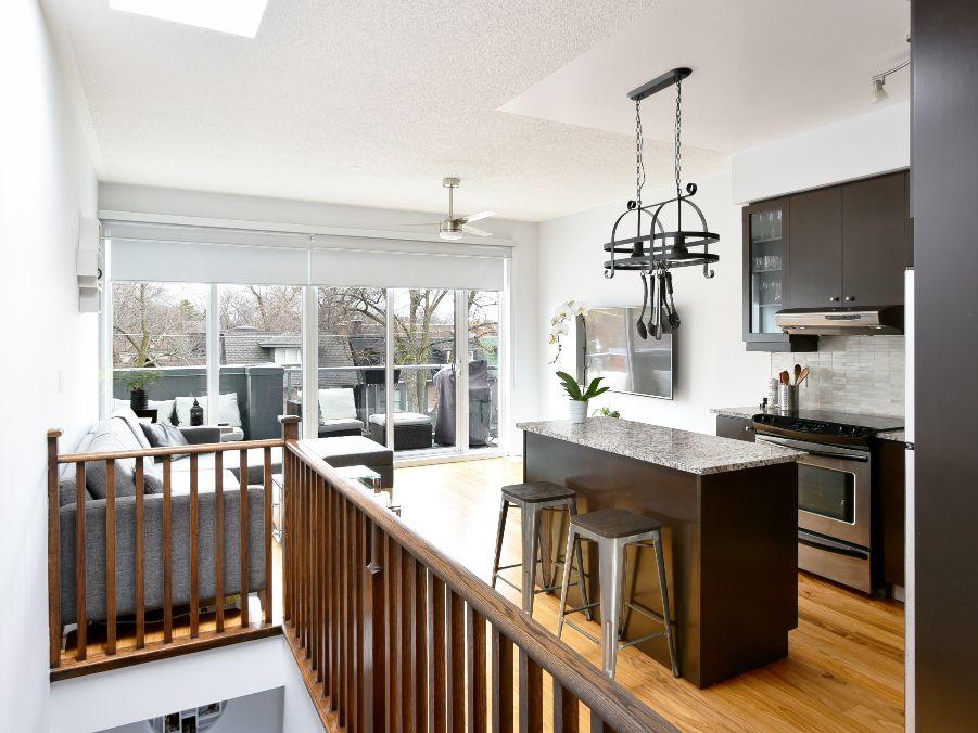 Leslieville Real Estate: 54 Boston Avenue Unit 3