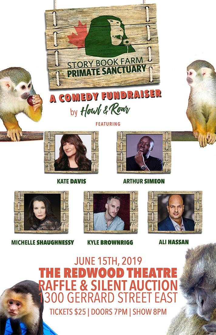 Story Book Farm Comedy Fundraiser