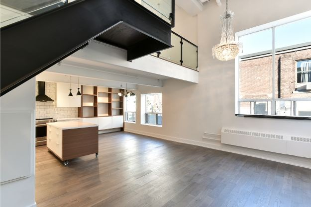 Leslieville Real Estate: 326 Carlaw Avenue Unit 106