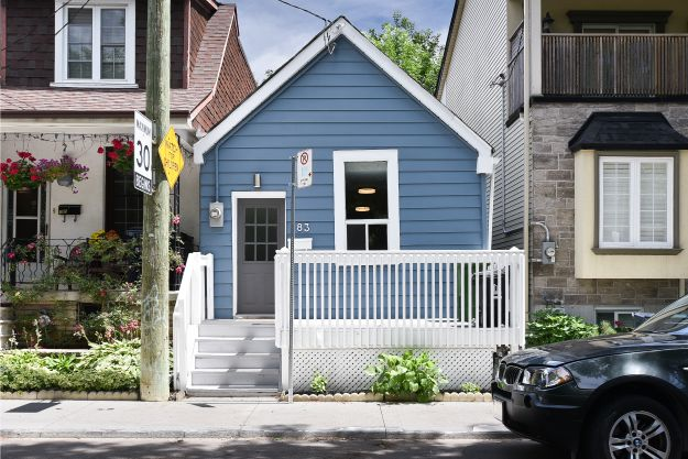 Leslieville Real Estate: 183 Craven Road