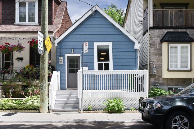 Leslieville Real Estate: 183 Craven Road