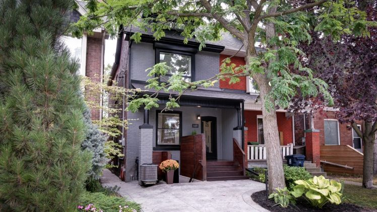 Leslieville Real Estate: 149 Hastings Avenue