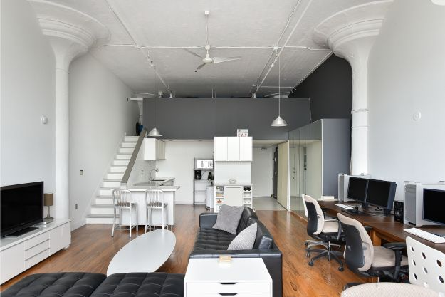 Leslieville Real Estate: 245 Carlaw Avenue Unit 513