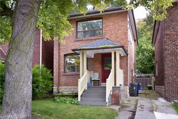 Leslieville Real Estate: 71 Highfield Road