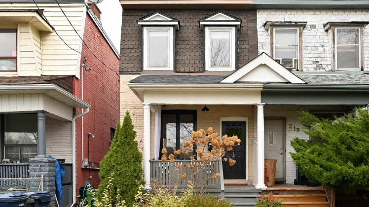 New Toronto Listing: 221 Booth Ave
