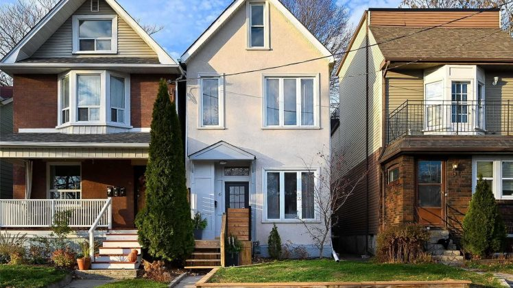 New Toronto Listing: 6 Fairford Avenue