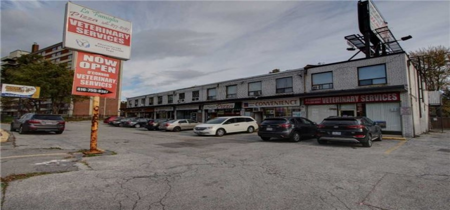 Toronto,Ontario M4B2V7,Commercial/retail,O'connor,E3982669