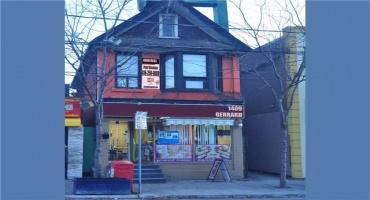 Toronto,Ontario M4L1Z5,Investment,Gerrard,E3986770