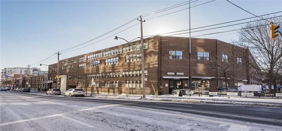 Toronto,Ontario M4M 1R9,1 BathroomBathrooms,Industrial,Carlaw,E4021835