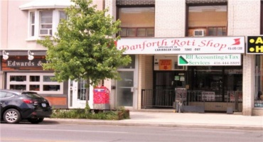 Toronto,Ontario M4C1M1,1 BathroomBathrooms,Sale of business,Danforth,E4016339