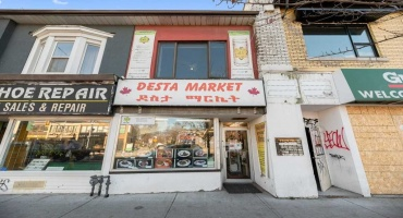 Toronto, Ontario M4J1L2, 1 Bedroom Bedrooms, ,3 BathroomsBathrooms,Store w/apt/offc,Sale,Danforth,E5112598