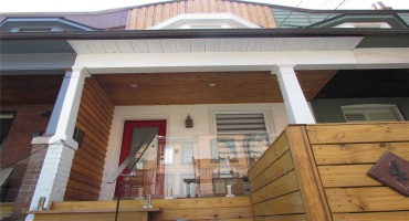 Toronto, Ontario M4M2J1, 3 Bedrooms Bedrooms, ,2 BathroomsBathrooms,Att/row/twnhouse,Sale,Howie,E5197067
