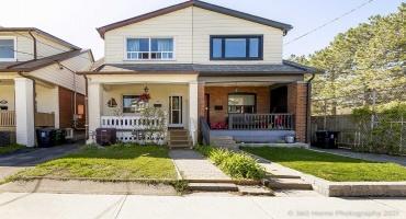 Toronto, Ontario M4C1V3, 3 Bedrooms Bedrooms, ,2 BathroomsBathrooms,Semi-detached,Sale,Glebeholme,E5235266