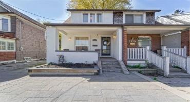 Toronto, Ontario M4E2E6, 3 Bedrooms Bedrooms, ,2 BathroomsBathrooms,Semi-detached,Sale,Gerrard,E5233181
