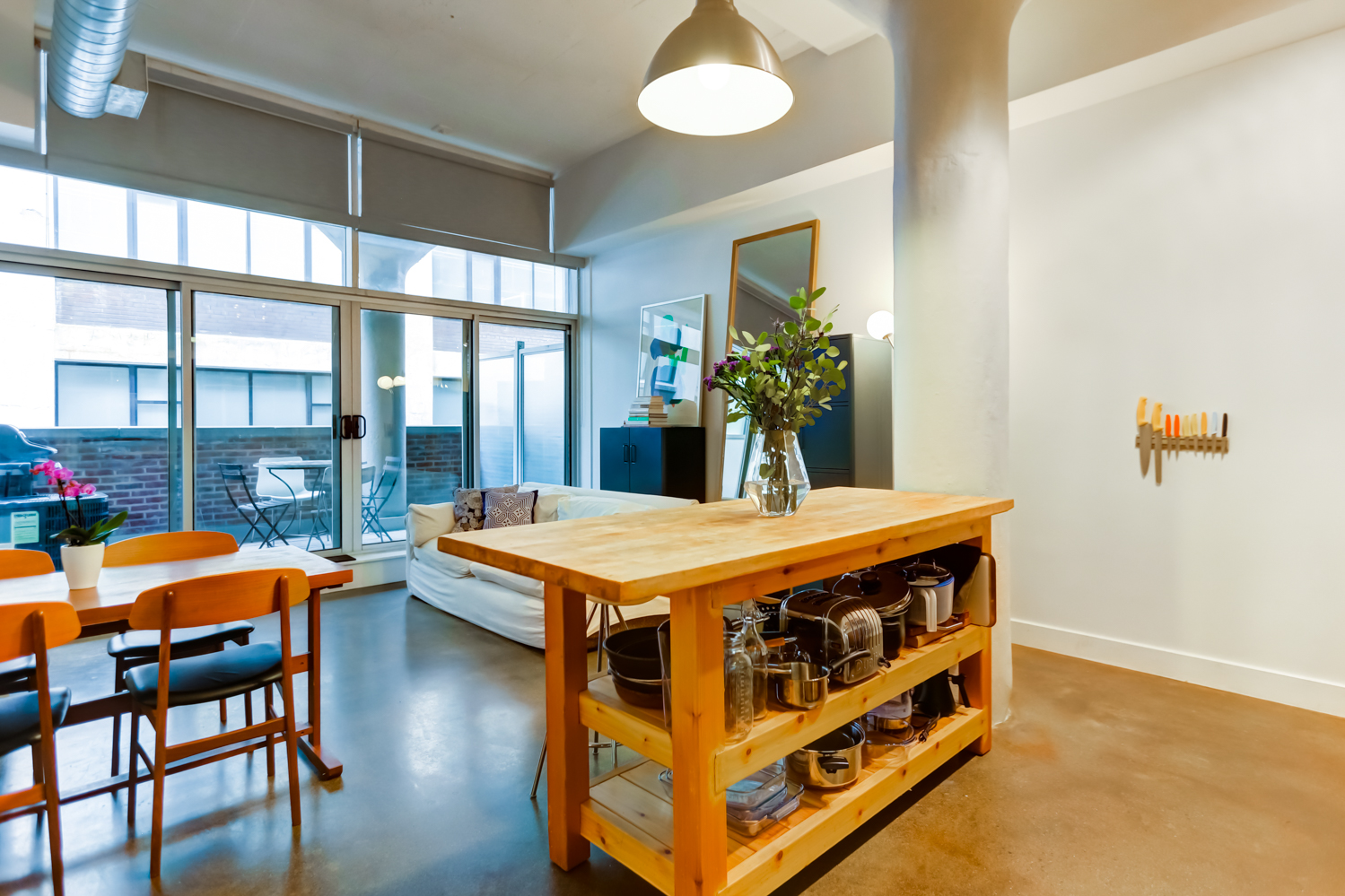 New Toronto Listing: 410-233 Carlaw Ave