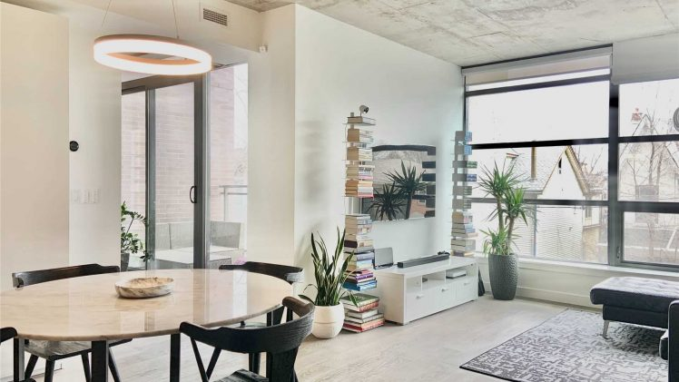 New Toronto Listing: 90 Broadview Ave Unit 201