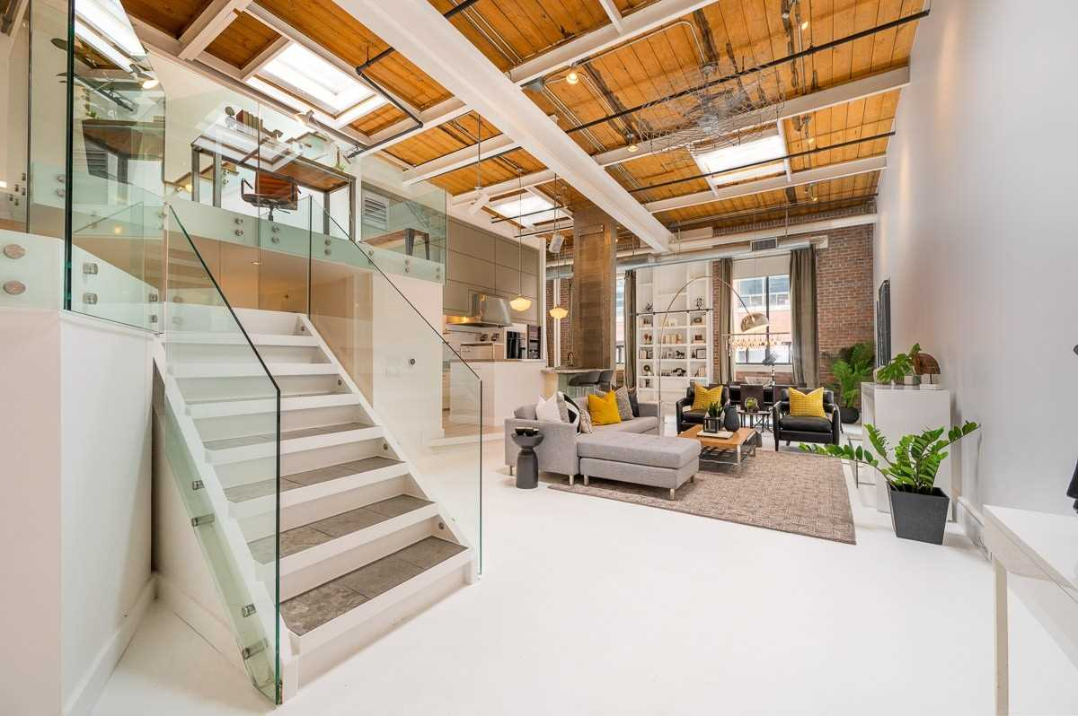 New Toronto Listing: 326 Carlaw Ave Unit 110